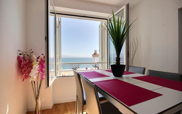 a vendre appartement f2 centre ville trottel albert 1er immobilier ancien achat plage