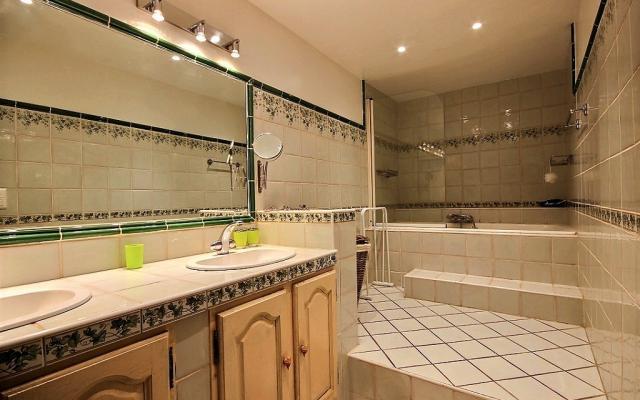 Salle de bain, Maison F4 a vendre proche Mezzavia, En Corse, à Ajaccio