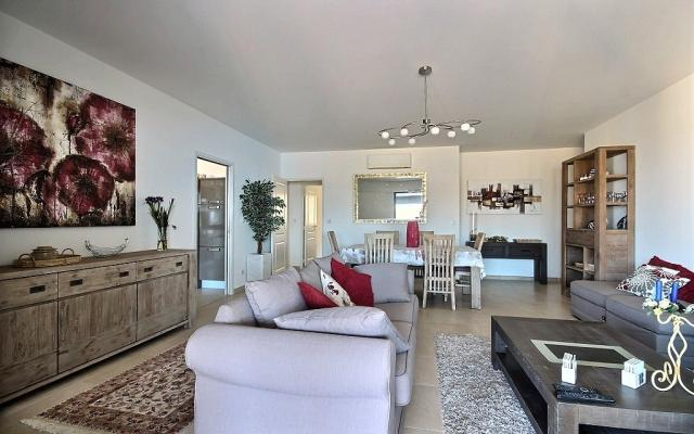 Salon, Appartement F4 à vendre, Sanguinaires, Ajaccio