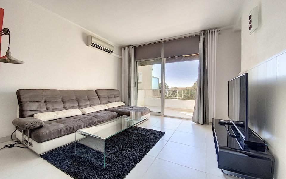 vente appartement F3 duplex ajaccio séjour