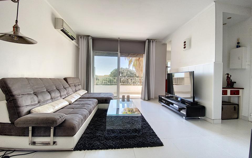 vente appartement F3 duplex ajaccio séjour 2