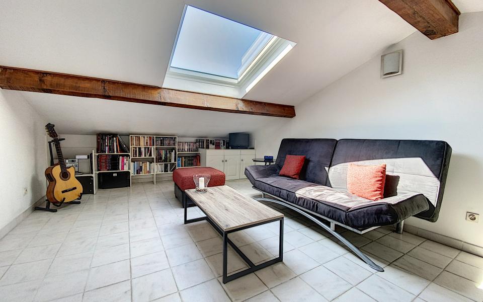 vente appartement F3 duplex ajaccio haut