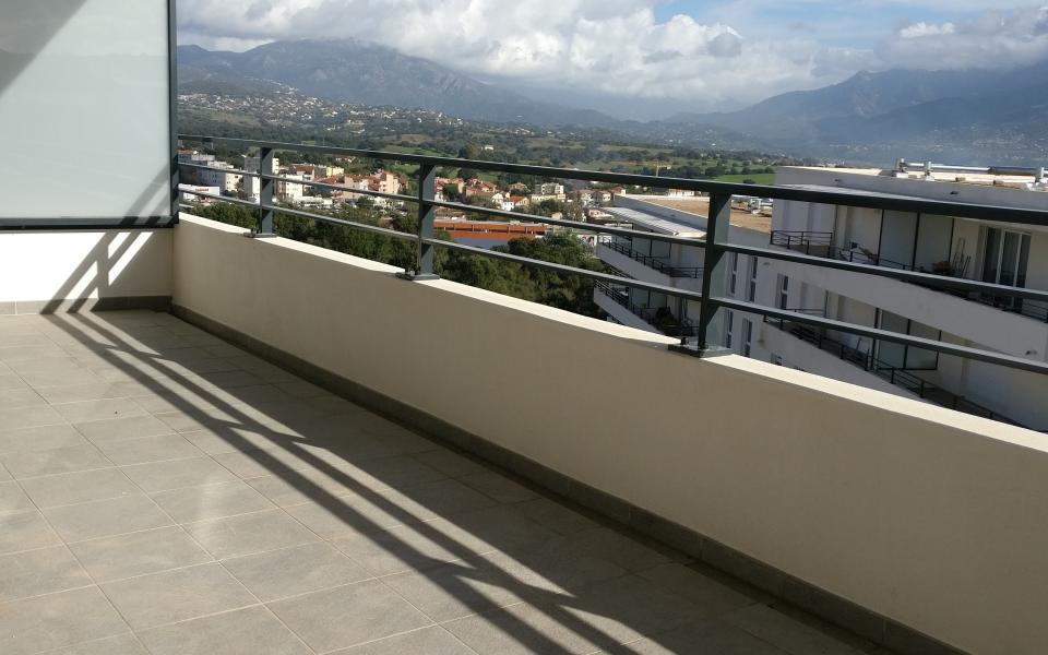 F2 à louer Stiletto terrasse