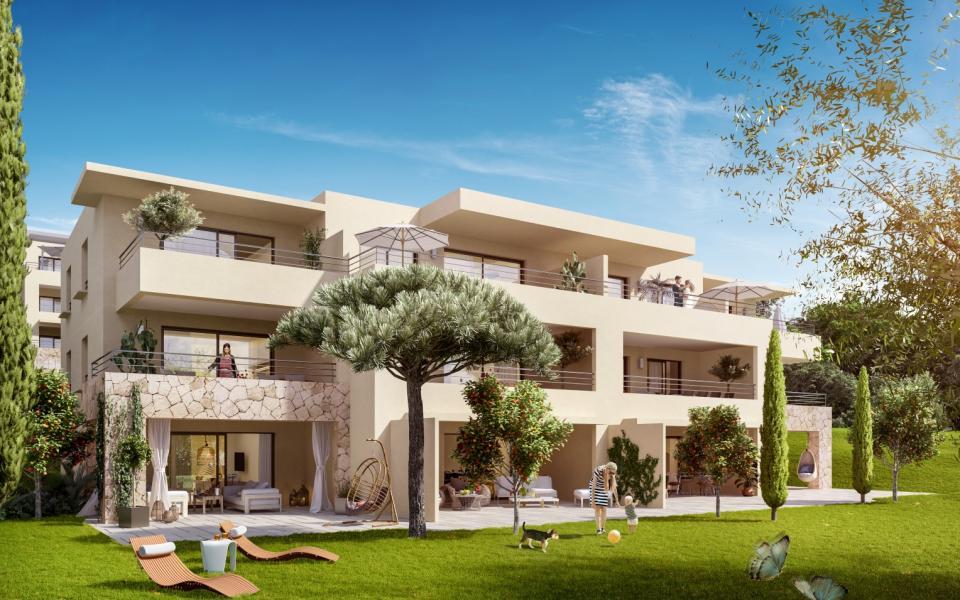projet immobilier neuf Ajaccio