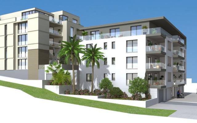 A vendre appartement de type f2 centre for Appartement f2 neuf